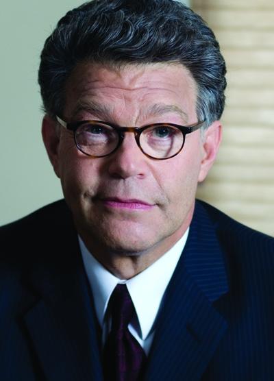 Al Franken will make a great U.S. Senator
