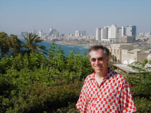 The view from Old Jaffa