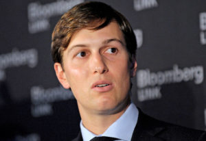 Jared Kushner, speaking at the Bloomberg Commercial Real Estate conference in New York, Nov. 9, 2011. (Photo by Peter Foley/Bloomberg/Getty Images)