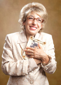 Miriam Schwartz received positive reviews for her performance in Becoming Dr. Ruth. (Photo courtesy of MJTC).
